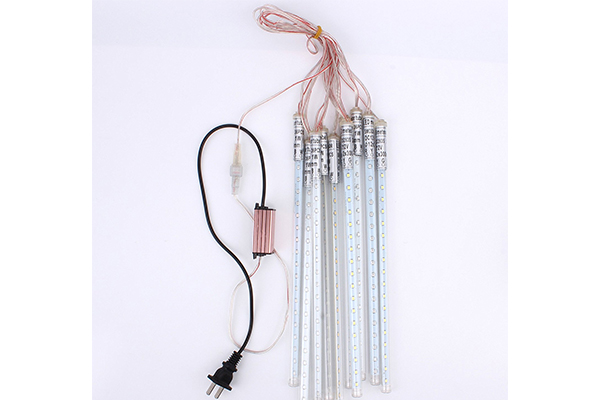 Meteor Shower Rain Lights 10 Tubes LED String Light