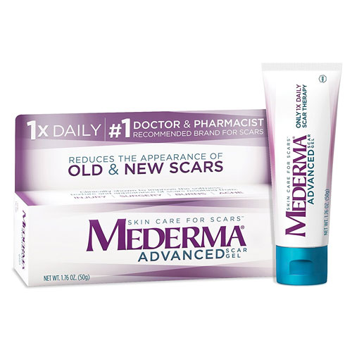 8. Mederma Skin Care for Scars, 1.76 oz (50 g)