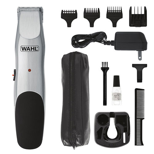 3. Wahl Beard Cord/Cordless Rechargeable Trimmer