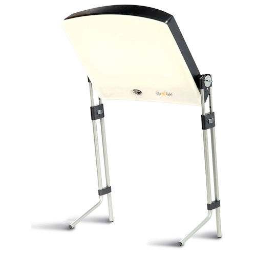 4. Day-Light Classic 10,000 LUX Bright Light Therapy Lamp