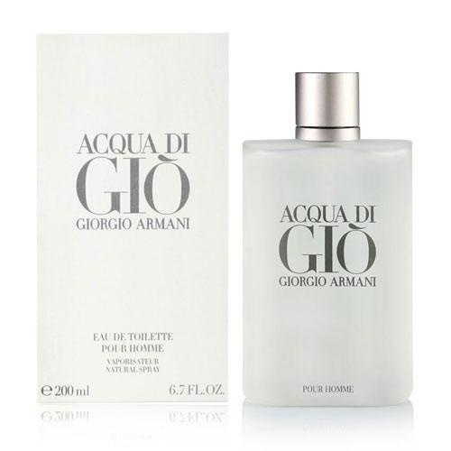 2. Acqua Di Gio By Giorgio Armani