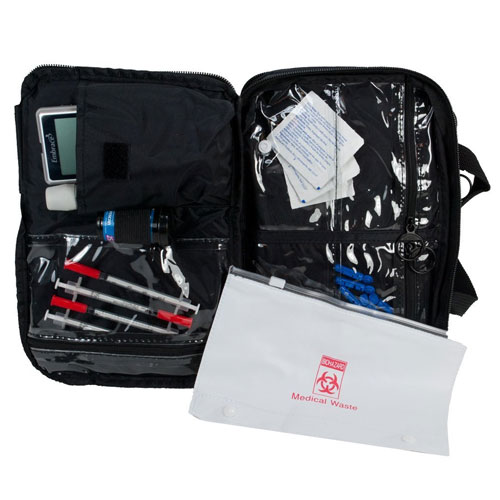 7. Medport Diabetes Travel Organizer