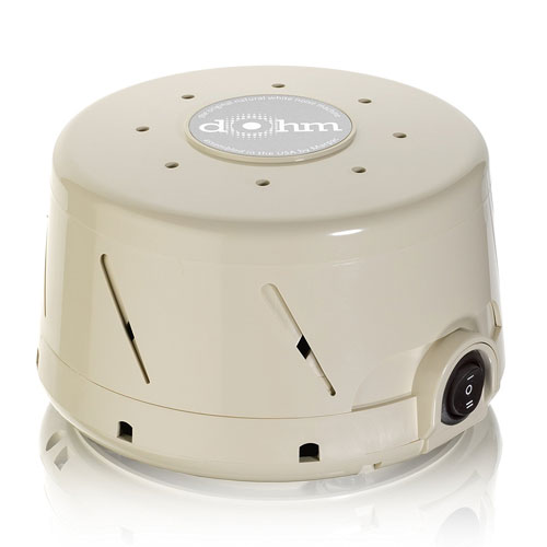 2. Marpac Dohm-DS All-Natural White Noise Sound Machine (Tan)