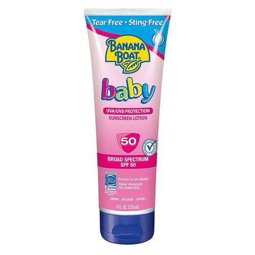 4. Banana Boat Baby Sunscreen
