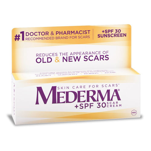 9. Mederma Scar Cream Plus SPF 30 (20 g)