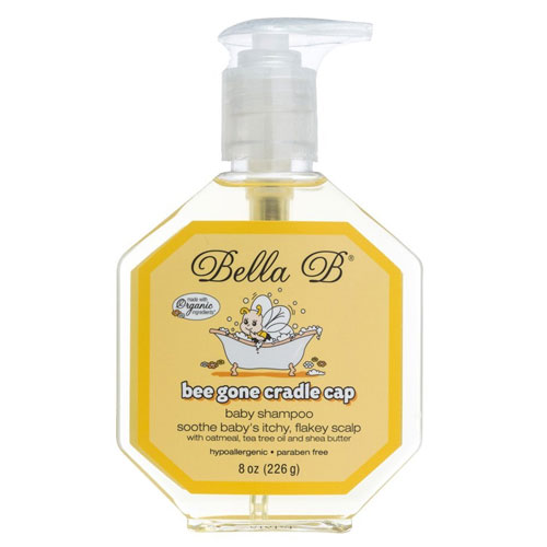 10. Bella B Bee Baby Shampoo