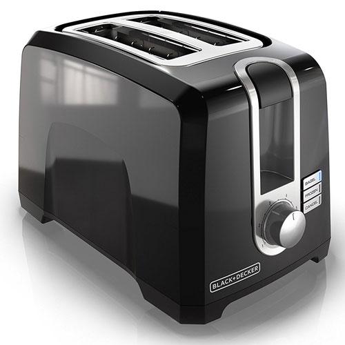 5. Black & Decker T2569B 2 Slice Toaster