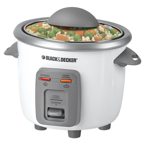 Black And Decker Compact Cooker