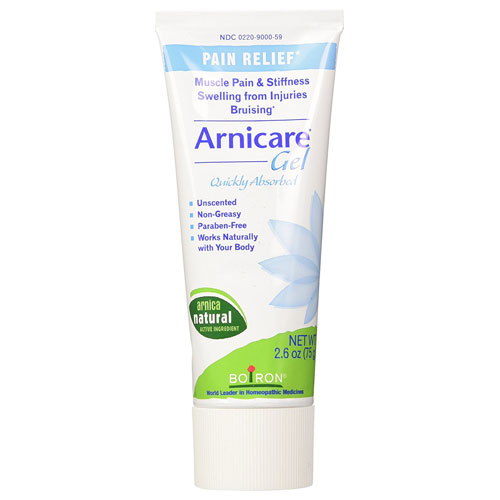 9. Boiron Arnicare Gel Twin Pack - 2.6 oz