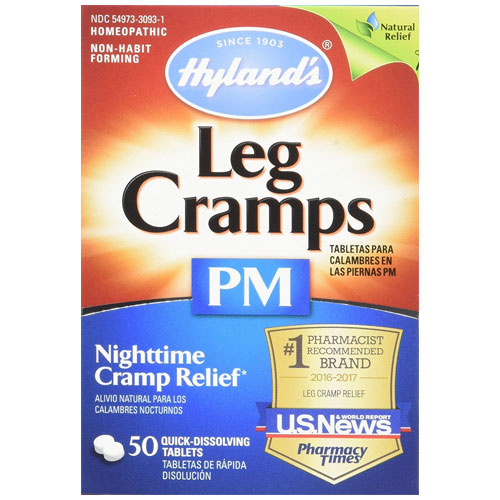 2.Hyland's Leg Cramps PM Tablets