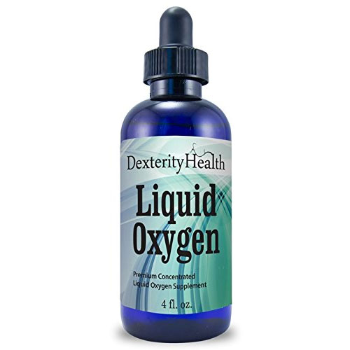 3. Liquid Oxygen Drops, Stabilized Oxygen Drops
