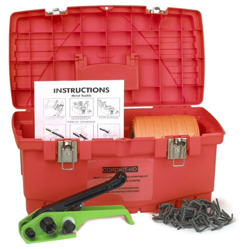 5. Strapping Complete Cord Strapping Kit