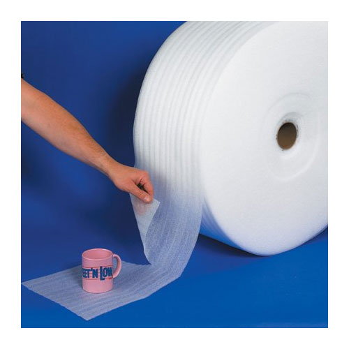 3. Aviditi Polyethylene UPSable Perforated Air Bubble Roll