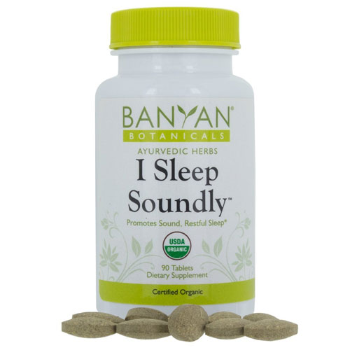 10. Banyan Botanicals I Sleep Soundly,