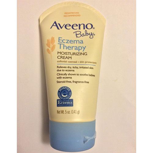 8. Aveeno Baby Moisturizing Therapy Cream