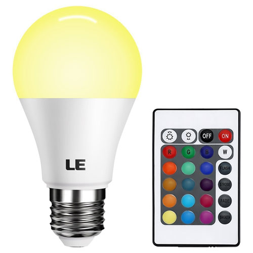 LE Dimmable A19 E26 LED Bulb