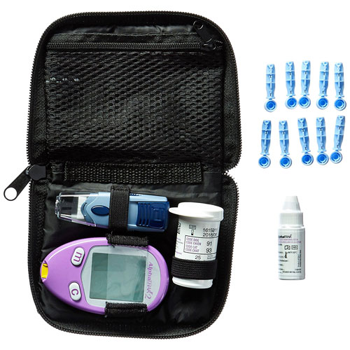 2. AlphaTRAK 2 Blood Glucose Monitoring System