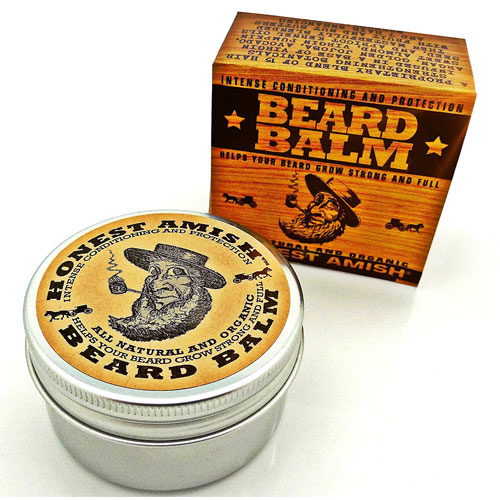 10. Beard Balm Leave-in Conditioner