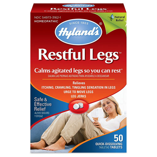8. Hyland's Restful Legs Tablets