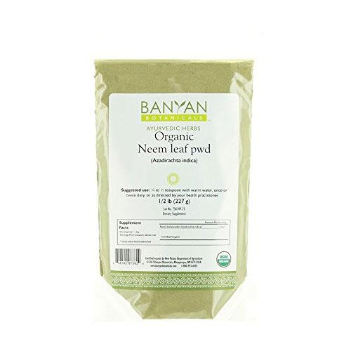 7. Banyan Botanicals Neem Powder - USDA Organic