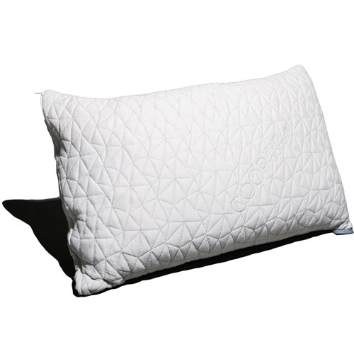 Coop Home Goods - PREMIUM Adjustable Loft - Shredded Hypoallergenic Certipur Memory Foam Pillow