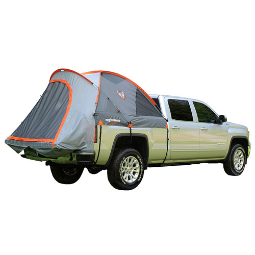 Rightline Gear 110730 Full-Size Standard Truck Bed Tent 6.5'