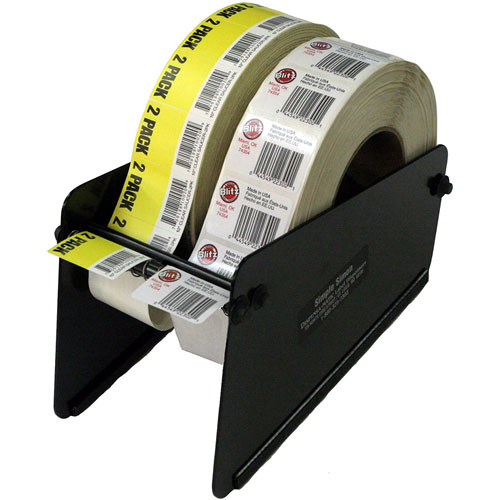 10. Simple Manual Label Dispenser