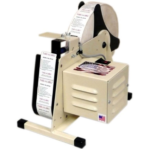 1. Take-a-Label TAL-250 Label Dispenser