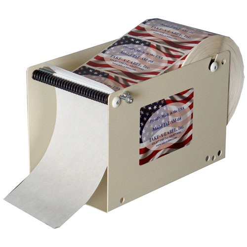 6. TAL-5M Manual Label Dispenser