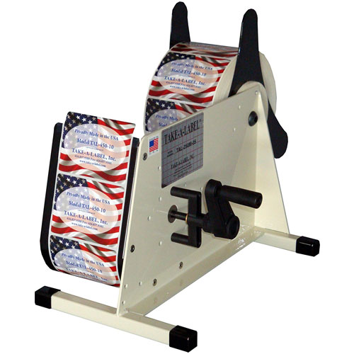 5. Take-a-Label Manual Label Dispenser