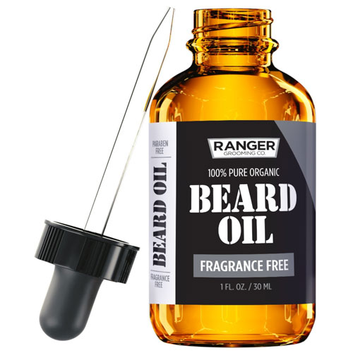 8. Beard Oil and Leave-In Conditioner