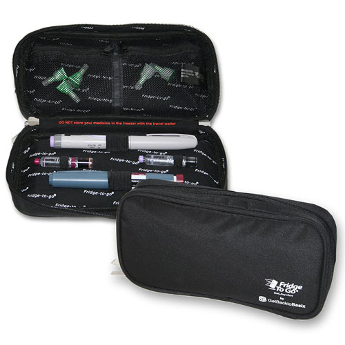 3. Insulin Cooler - Insulated Epipen Case