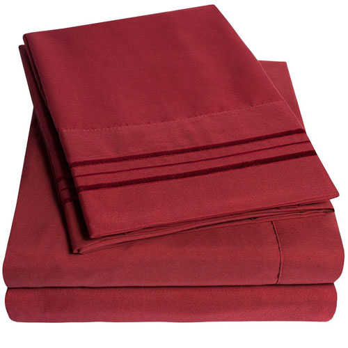 1500 Supreme Collection Extra Soft Full Sheets Set
