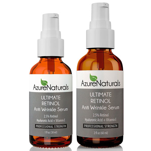 1. 2.5% STRONGEST RETINOL Serum