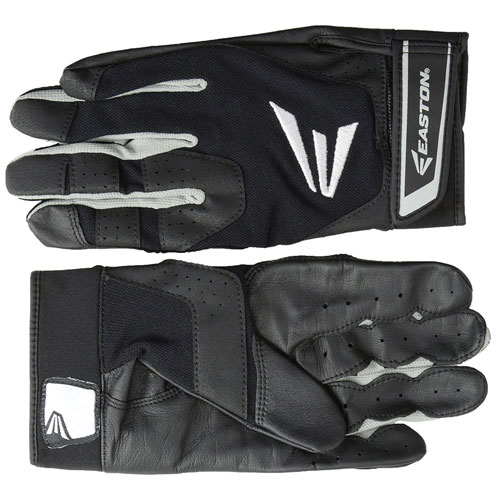 3. Easton HS3 Batting Gloves