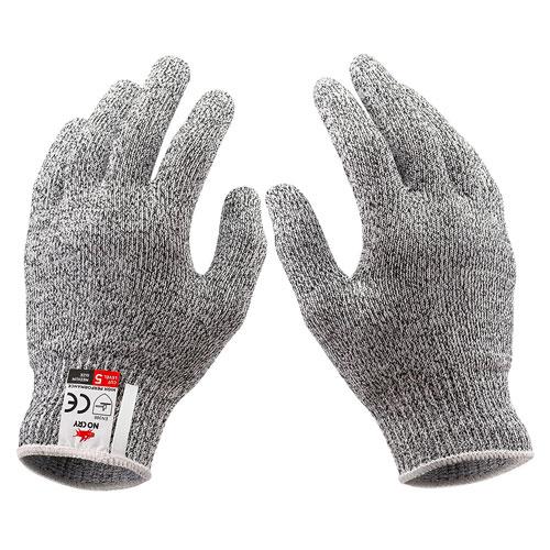1. NoCry Cut Resistant Gloves