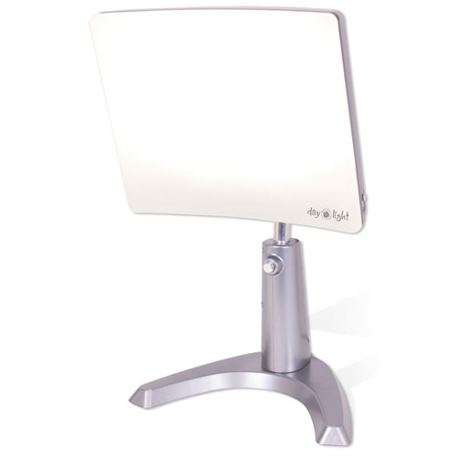 5. Carex Health Brands Day-Light Classic Plus Bright Light Therapy Lamp