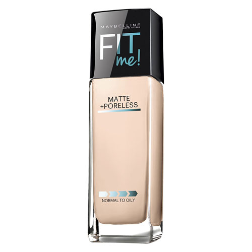 4. Fit Me Matte plus Poreless Powder