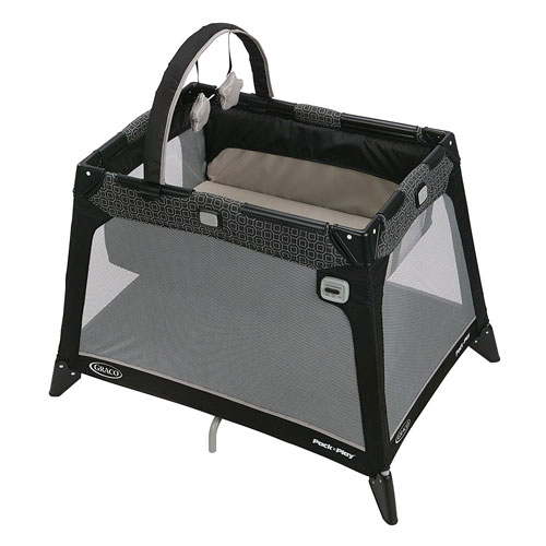 Graco Pack N' Play Playard Nimble Nook, Pierce