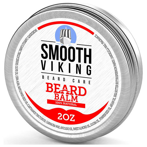 7. Smooth Viking Beard Balm