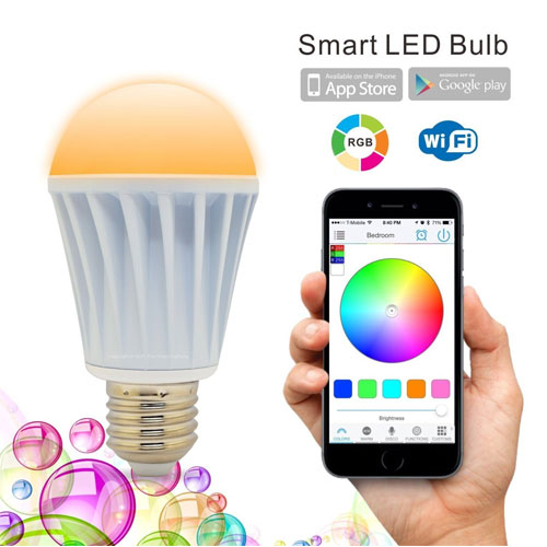 Flux WiFi Smart LED Light Bulb