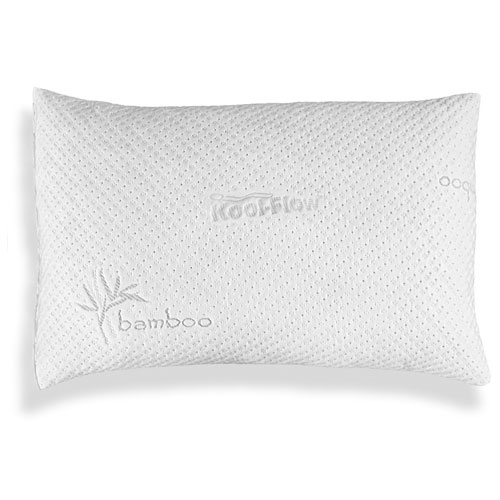 Hypoallergenic Pillow - Bamboo Shredded Memory Foam Pillow
