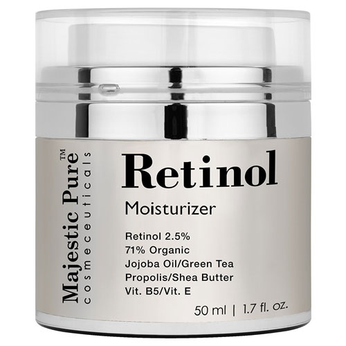 7. Retinol Cream for Majestic Pure