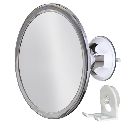 4. No Fog Shower Mirror with Rotating