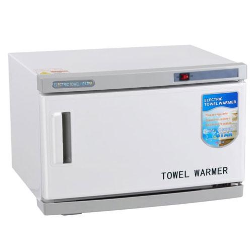 10. Sterilizer 2 in 1 Hot Towel Warmer Cabinet