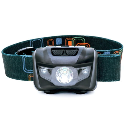 9. LED Headlamp - Great for Camping