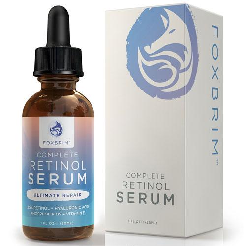 4. Foxbrim Complete Retinol Serum
