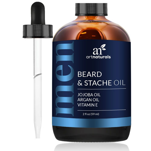 9.Beard Oil & Leave-In Conditioner