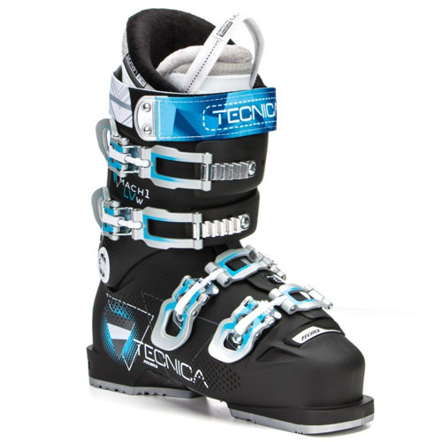 9. Tecnica Mach 1 85W LV Womens Ski Boots