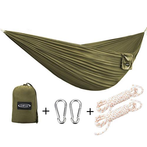 4. G4free portable hammock